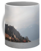 Small Village On The Lakfront Coffee Mug