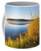 Smallfish Lake In Porcupine Hills Coffee Mug