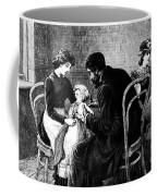 Smallpox Vaccination, 1883 Coffee Mug