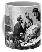 Smallpox Vaccine, 1883 Coffee Mug