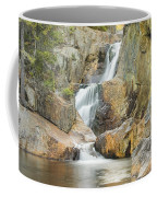 Smalls Falls In Western Maine Coffee Mug
