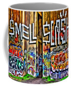Smell Cash Coffee Mug