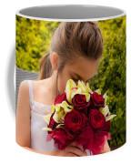 Smelling The Roses 2 Coffee Mug