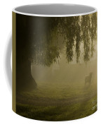Smelly Goat In The Mist Coffee Mug