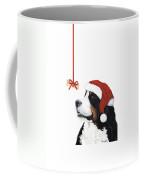 Smile Its Christmas Phone Coffee Mug