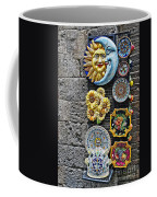 Smile Of The Sun Kiss Of The Moon Coffee Mug