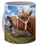 Smile When You Say That Coffee Mug