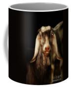 Smiling Egyptian Goat II Coffee Mug