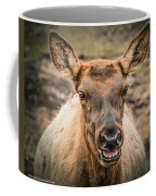 Smiling Elk Coffee Mug