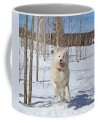 Smiling From Ear To Ear Coffee Mug