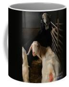 Smiling Goats  Coffee Mug