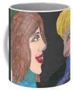 Smiling Princesses Coffee Mug