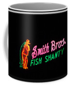 Smith Bros. Fish Shanty Coffee Mug
