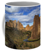 Smith Rock State Park - Oregon Coffee Mug