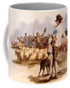 Smithfield Drover, From The Costumes Coffee Mug