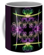 Smoke Art 34 Coffee Mug
