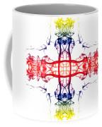 Smoke Cross 4 Coffee Mug