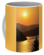 Smoke From Bc Wildfires Adds Colour Coffee Mug