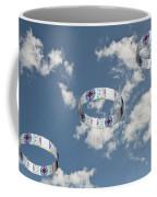 Smoke Rings In The Sky 2 Coffee Mug
