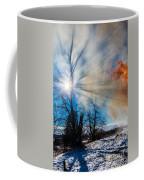 Smoke Thru The Trees Coffee Mug