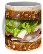 Smoked Turkey Sandwich Coffee Mug