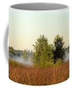 Smokey Autumn Prairie Coffee Mug