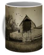 Smokey Prairie Barn  Coffee Mug