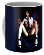Smokin' In The Girl's Room Coffee Mug