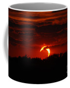 Smokin Moon Coffee Mug