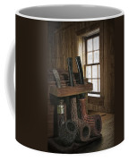 Smoking Pipes And Pipe Rack Coffee Mug