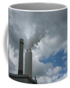 Smoking Stack Coffee Mug