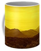 Smoky Mountain Glow Coffee Mug