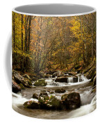 Smoky Mountain Gold II Coffee Mug