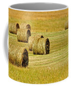Smoky Mountain Hay Coffee Mug by Frozen in Time Fine Art Photography