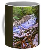 Smoky Mountain Stream Two Coffee Mug