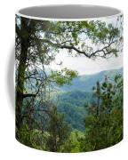 Smoky Mountain View Laurel Falls Trail Coffee Mug