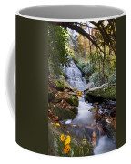 Smoky Mountain Waterfall Coffee Mug