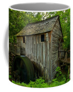 Smoky Mountains Grist Mill Coffee Mug