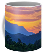 Smoky Mountains Sunrise Coffee Mug