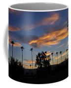 Smoky Sky The Morning After Fire Coffee Mug