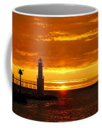 Smoldering Sunrise Coffee Mug