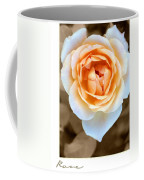 Smooth Angel Rose Coffee Mug