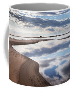 Smooth Water Reflections Coffee Mug