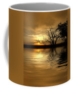 Smooth Yellow Coffee Mug