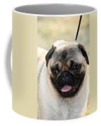 Smug Pug Coffee Mug