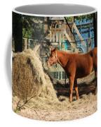 Snacking On Some Hay Coffee Mug