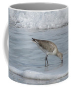 Snacking Sandpiper Coffee Mug
