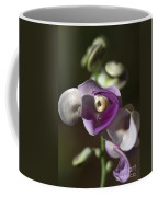 Snail Flower In The Spot Light Coffee Mug