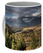 Snake River Storm Coffee Mug