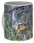 Snake With Legs Coffee Mug